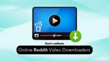 online reddit video downloaders