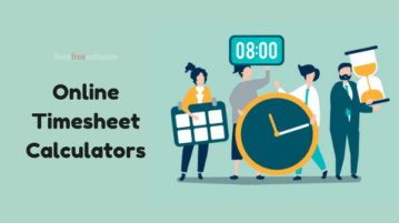10 Online Timesheet Calculator Websites Free