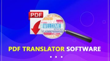 pdf translator software
