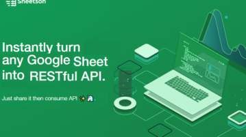 Convert Google Sheet to RESTful API with this Free Website