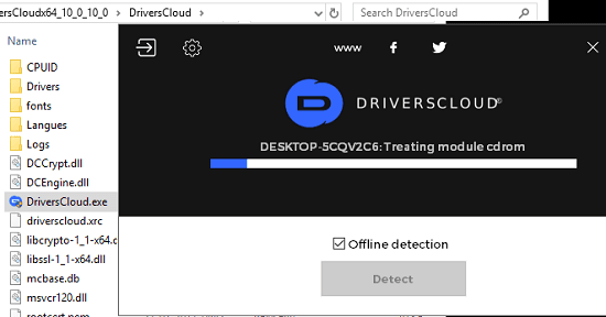 Free Driver Updater Software With Offline Hardware Detection Feature