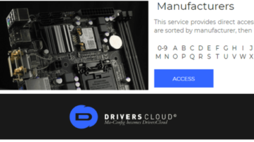 Free Driver updater with offline hardware