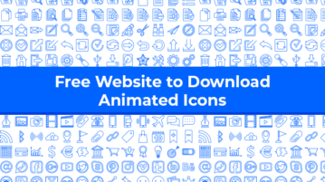 Free Website to Download Animated Icons