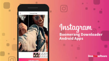 Instagram Boomerang Downloader Android Apps