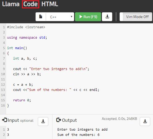 Llama Code