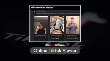 Online TikTok Viewer