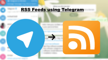 Rss feeds usign Telegram