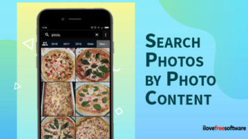 Search Photos by Photo Content