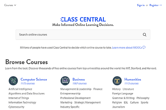 classcentral-find_online_courses