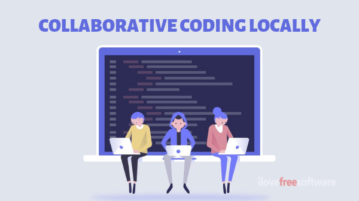 Free Collaborative Coding Tool for Local Teams