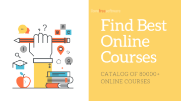 Find Free Online Courses on Any Subject with This Catalog of 80000+ Courses