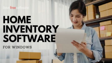 4 Free Home Inventory Software for Windows