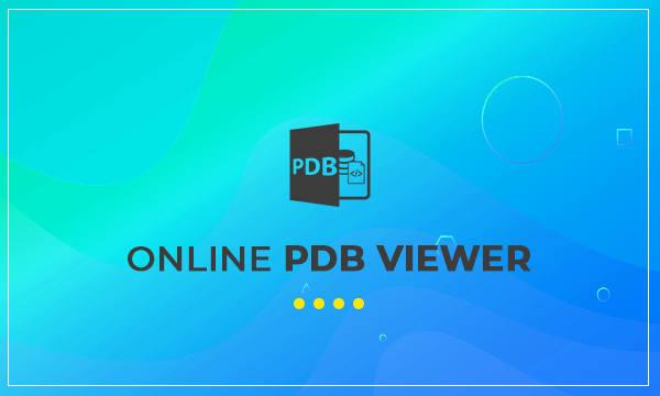 2 Free Online PDB Viewer Websites