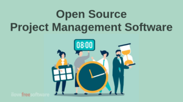 3 Open Source Project Collaboration Software Free
