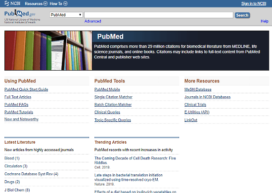 search_engines_for_medical_research-01-pubmed