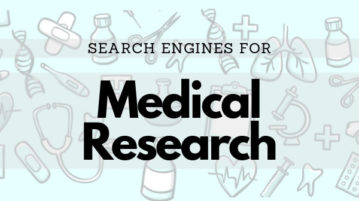 5 Free Search Engines for Medical Research