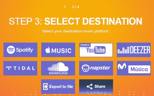select apple music