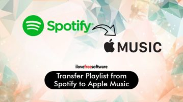 spotify to apple music