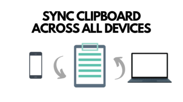 How to Sync Clipboard Across All Devices?