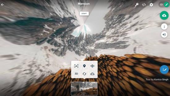 360 degree photo viewer