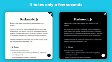 Add Dark Mode to Your Website