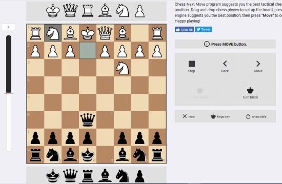Chess Next Move
