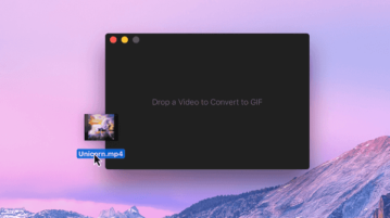 Convert Videos to High Quality GIFs
