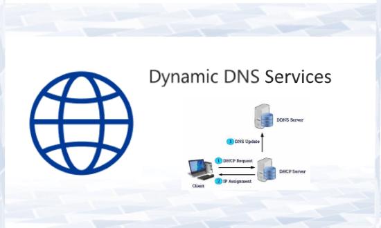 Free Dynamic DNS providers