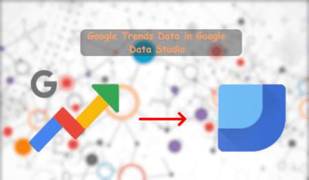 Google Trends Data in Google Data Studio