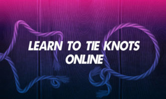 Learn To Tie Knots Online: Step-By-Step Animations
