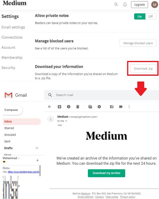 Medium Download ZIP