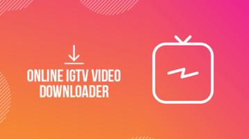 Online IGTV Video Downloader