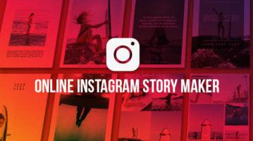 Online Instagram Story Maker