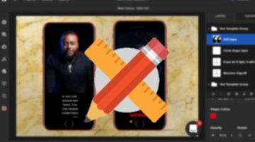Online Mockup Creator for Designers