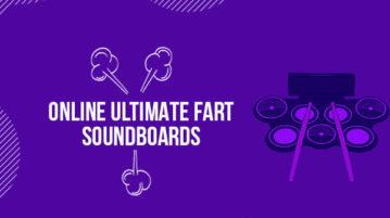 Online ultimate fart soundboards