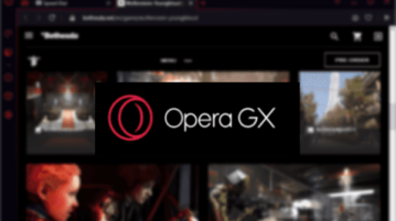 Opera GX Gaming Browser with Twitch Integration