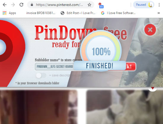 Batch Download Pinterest Images with These 4 Free Methods