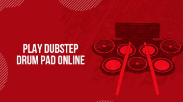 Play dubstep drum pad online