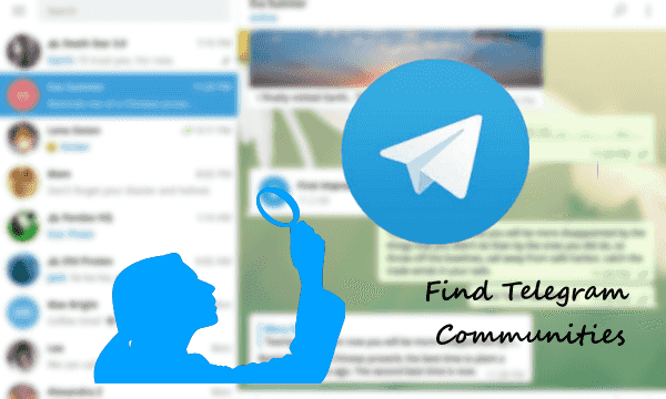 Search Telegram Channels, Groups with these Websites