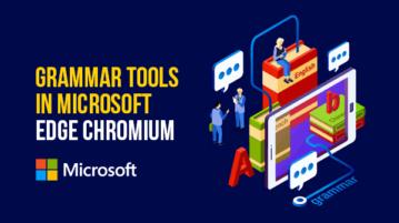 enable grammar tools in microsoft edge chromium