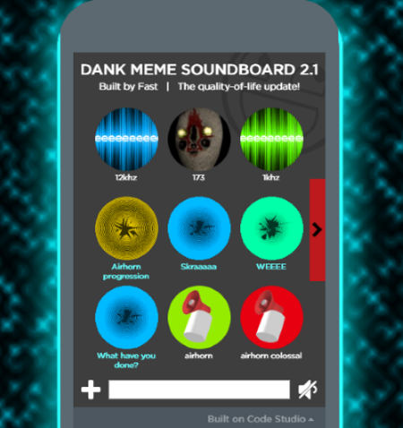 Free Meme Soundboard Buttons Online to Play Funny Sounds