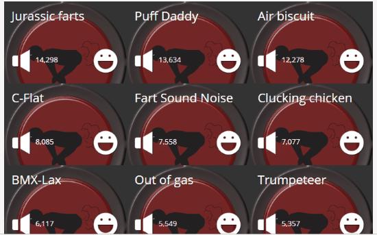 5 Online Ultimate Fart Soundboard Websites Free