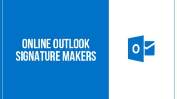online outlook signature makers
