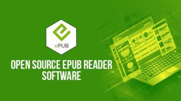 open source epub reader software