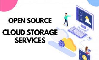 5 Open Source Cloud Storage Services