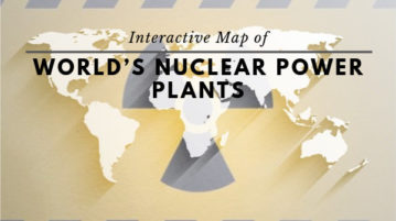Interactive Map of World's Nuclear Power Plants