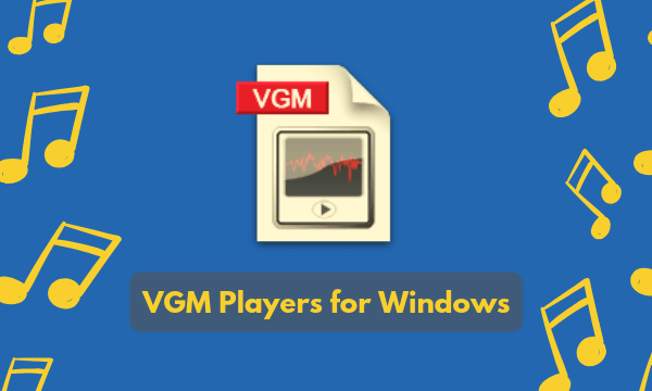 4 Free VGM Player Software for Windows to Play Video Game