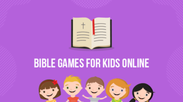 Bible games for kids online