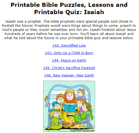 picture regarding Printable Bible Quiz known as Totally free Printable Bible Classes for Infants