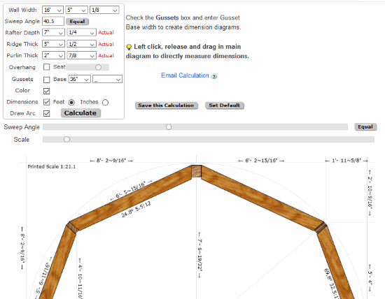 4 Online Gambrel Roof Framing Calculator Free Websites